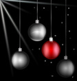 colorize Christmas vector image