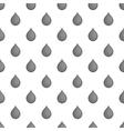 Drop seamless pattern vector image vector image