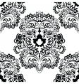floral element in Eastern style vector image vector image