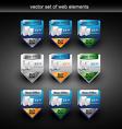 product sale web element vector image
