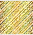 seamless christmas golden diagonal striped pattern vector image
