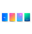 Abstract pattern gradient background templates