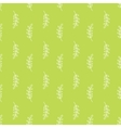 Olive branch pattern vector image