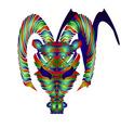Horoscope Aries vector image