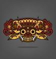 Barong Balinese traditional art vector image vector image