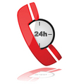Emergency phone vector | Price: 1 Credit (USD $1)