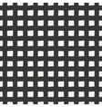 Hand drawn geometric seamless ink pattern Grunge vector image