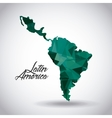 latin america design vector image vector image