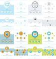 Set 16 item Design Concept office vector image