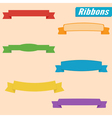 easy usage elements for sites vector image