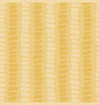 golden hues seamless background vertical vector image vector image