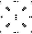 lighting flash for camera pattern seamless black vector image vector image