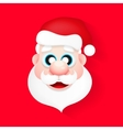 Santa Claus new year vector image vector image