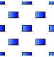 Laptop Seamless Pattern vector image