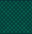 grunge green strokes criss cross seamless pattern vector image