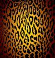 jaguar skin vector image vector image