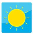 sun 02 vector image