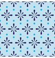 abstract blue seamless pattern eps10 vector image vector image