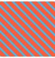 Diagonal stripe background vector image vector image