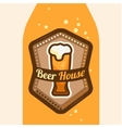 beer house vector image vector image