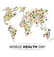 Nutrition food for healthy life world health day