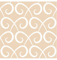 Abstract repeating swirls seamless pattern