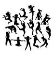 fun hip hop expression vector image vector image