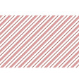 red white striped texture seamless pattern vector image vector image