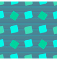 Square seamless pattern 8 vector image