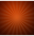 Abstract Retro Red Background vector image vector image