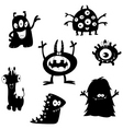 Cartoon monsters vector | Price: 1 Credit (USD $1)