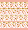 abstract luxury geometric pattern vector image vector image
