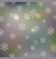 old festive background abstract defocused vector image vector image