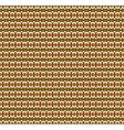 Brown red pattern horizontal stripes vector image