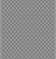 seamless pattern with geometric shapes and symbo vector image vector image