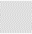 vertical striped seamless pattern zigzag vector image vector image