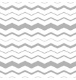 stylish seamless striped pattern - zigzag vector image vector image