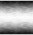abstract seamless wavy striped background vector image