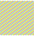 Bright mosaic seamless pattern vector image vector image