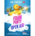 Foam Party summer Open Air Beach party foam party