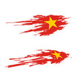 independence day vietnam vector image