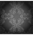 gray luxury background vector image