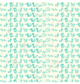 Origami Seamless Pattern Design vector image vector image