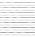 horizontal doodle lines seamless background vector image