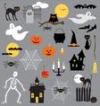 halloween clipart vector image vector image