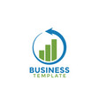 business template logo icon element design vector image vector image