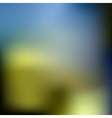 Magic and beautiful blurred abstract background vector image