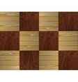 parquet pattern seamless vector image vector image