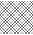 mesh ornament white seamless pattern vector image vector image
