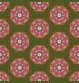 seamless man42 green pink vector image